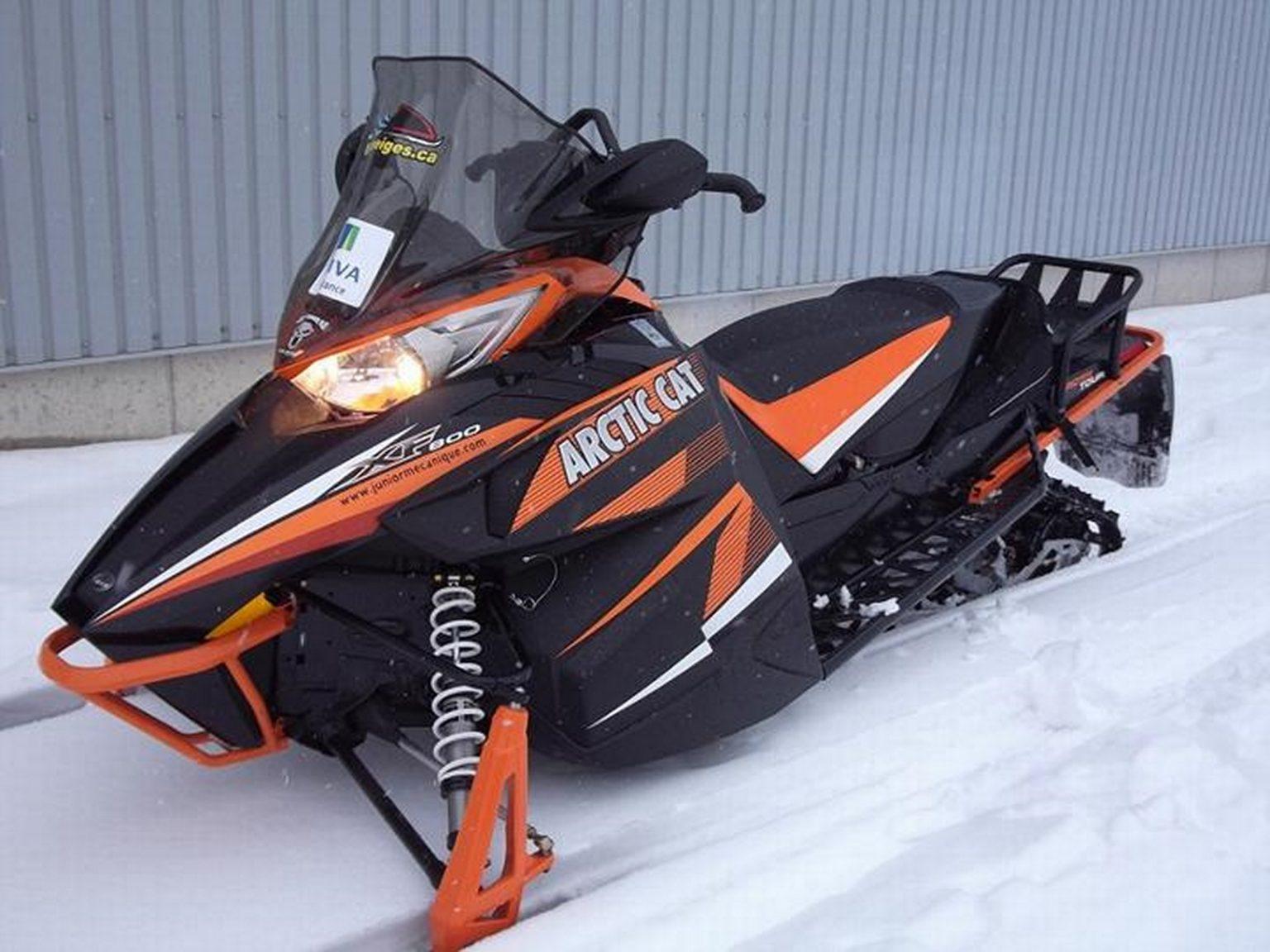 Arctic Cat XF 800 CrossTour