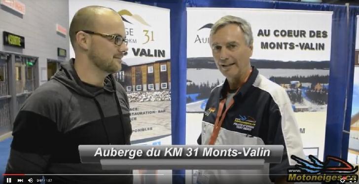 Auberge du KM 31 Monts-Valin [Vidéo]