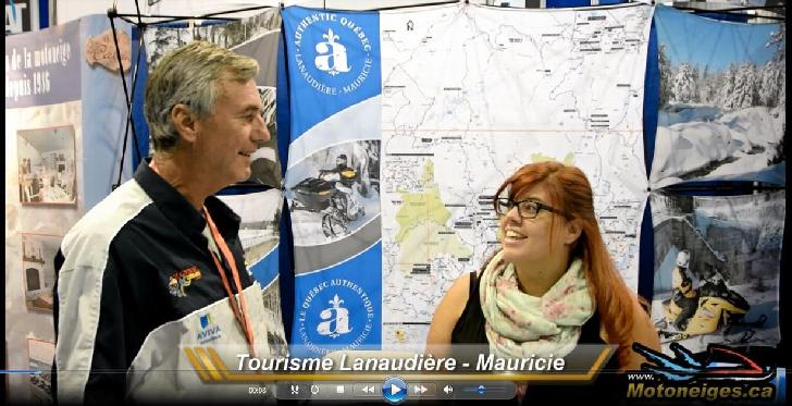 Tourisme Lanaudiere Mauricie (Vidéo)