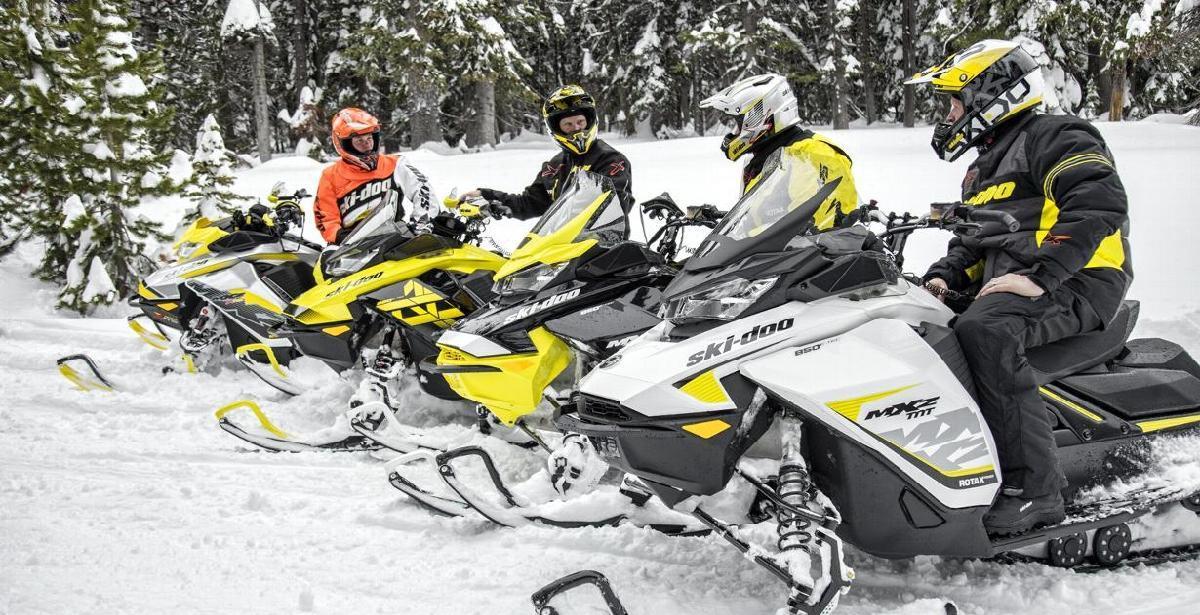 Les nouveautés motoneiges Ski-Doo 2018