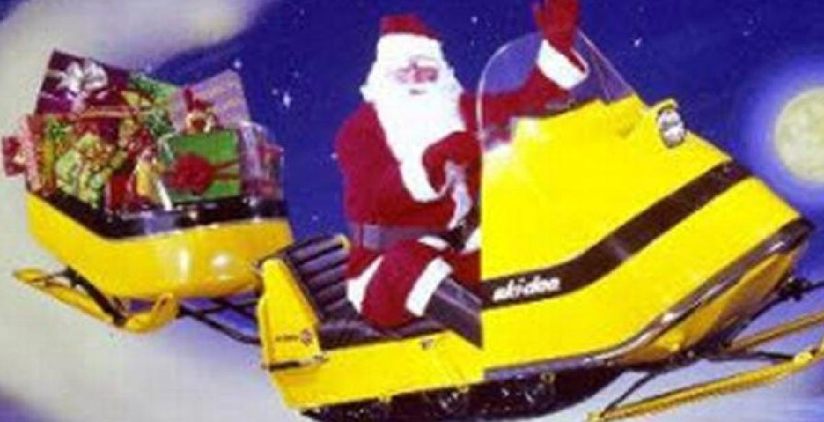 Quoi acheter aux amoureux de motoneiges Ski-Doo à Noël ?