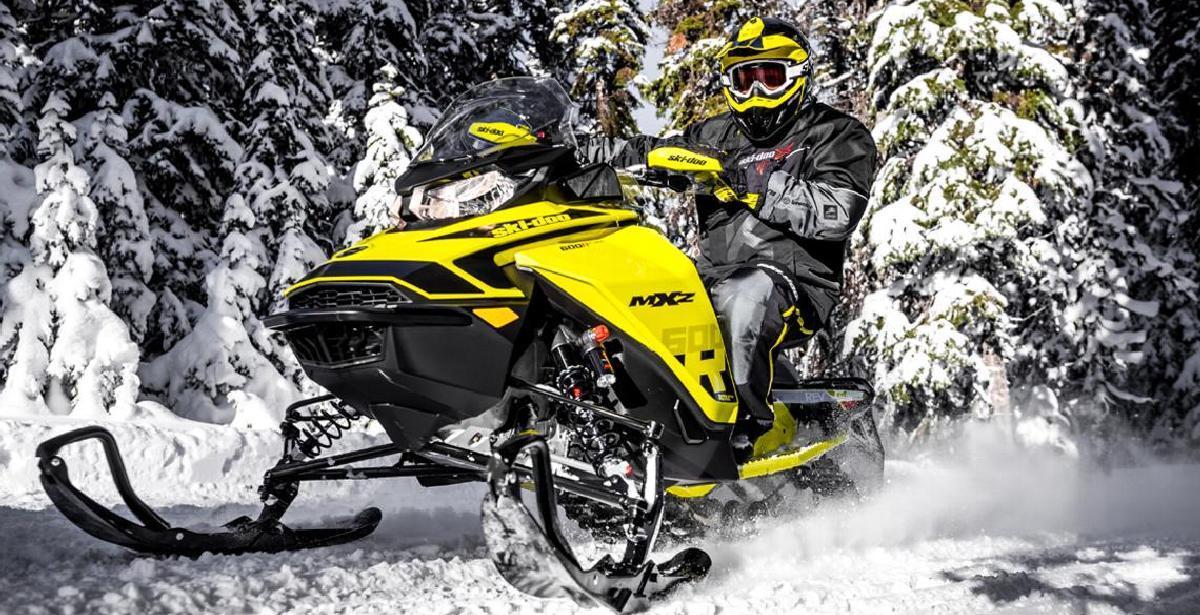 Ski-Doo présente un tout nouveau moteur Rotax 600R E-TEC de deuxième génération