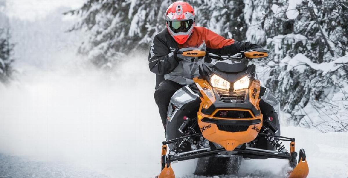 Ski-Doo 2019 - Une année pleine de surprises