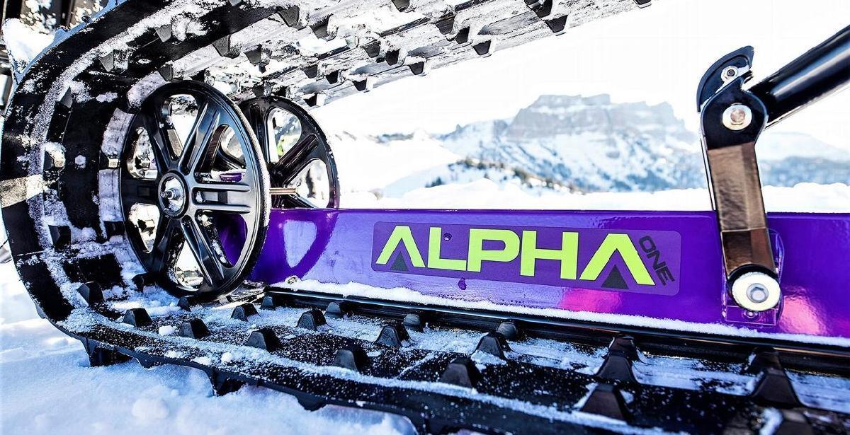 Arctic Cat innove dans le monde de la montagne avec l'Alpha One