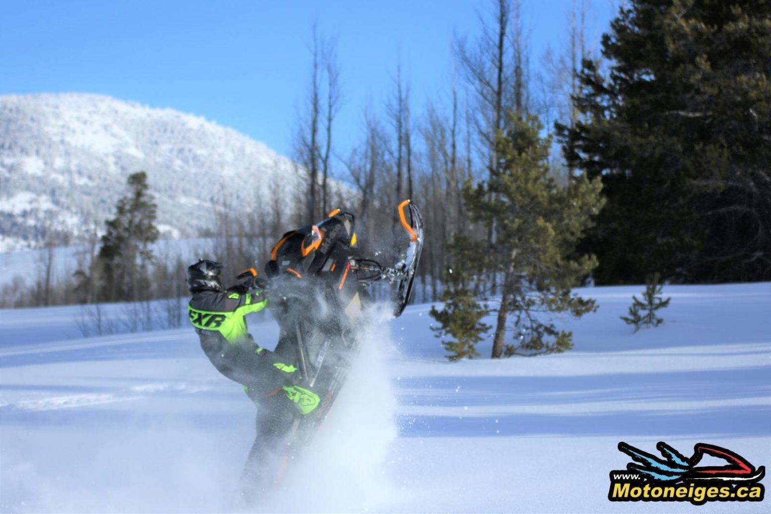 Coup de cœur Ski-Doo Summit «Ensemble Expert»
