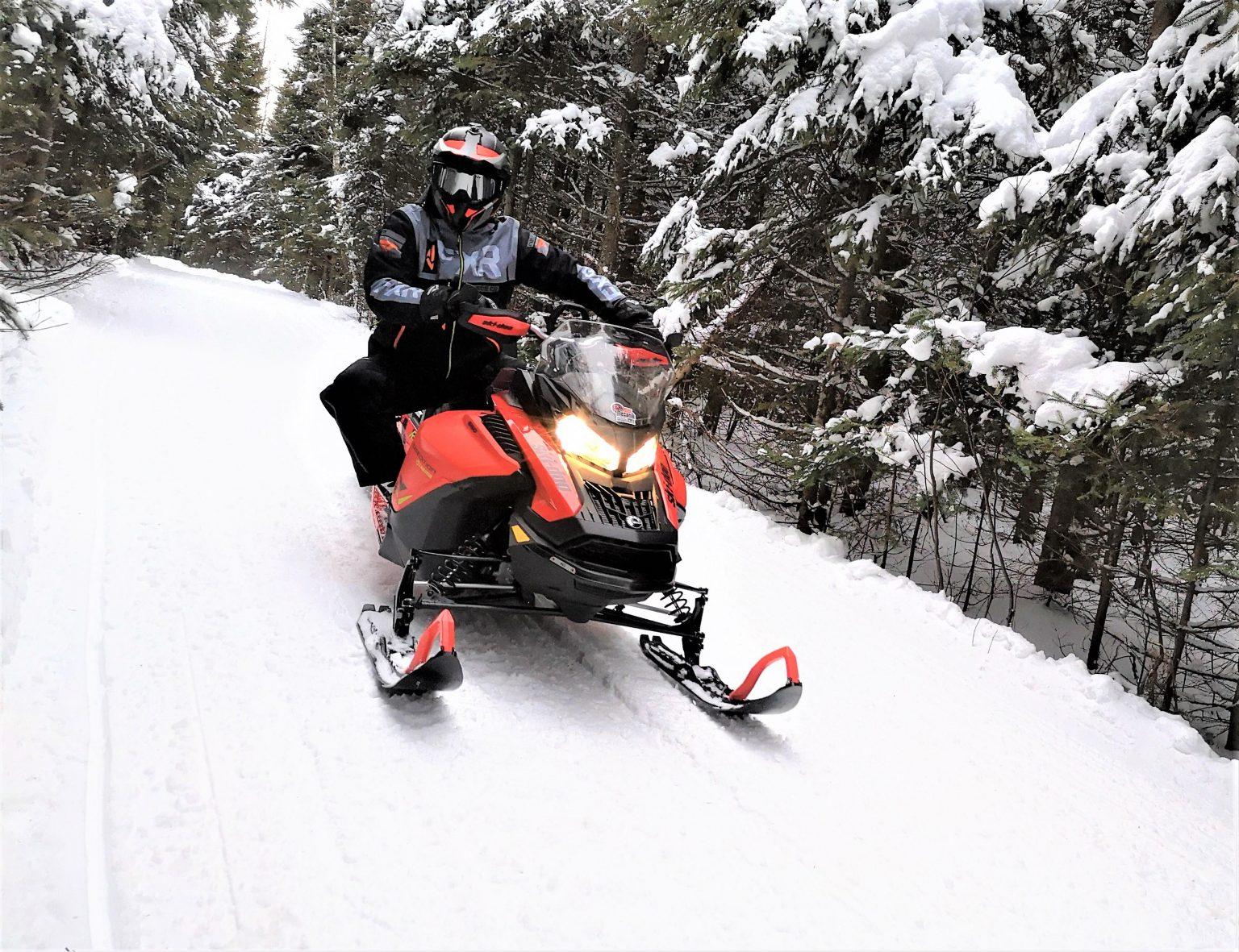 Ski-Doo Expedition Xtreme 2020 – 1000 km plus tard…