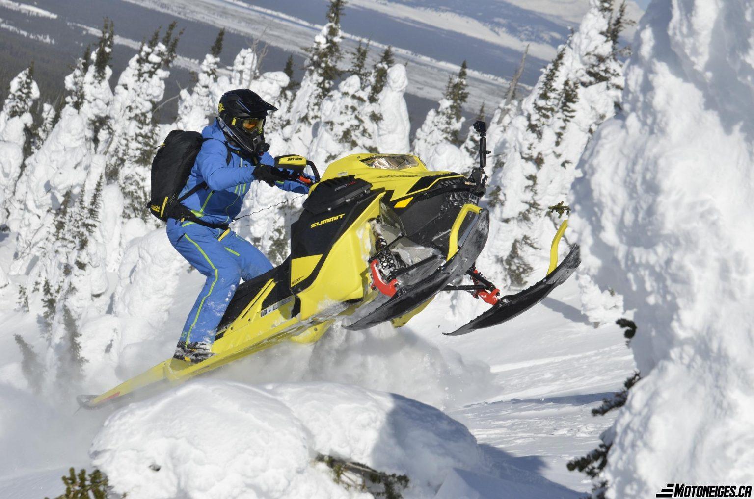BRP/Ski-Doo prolonge les garanties de ses produits de 90 jours