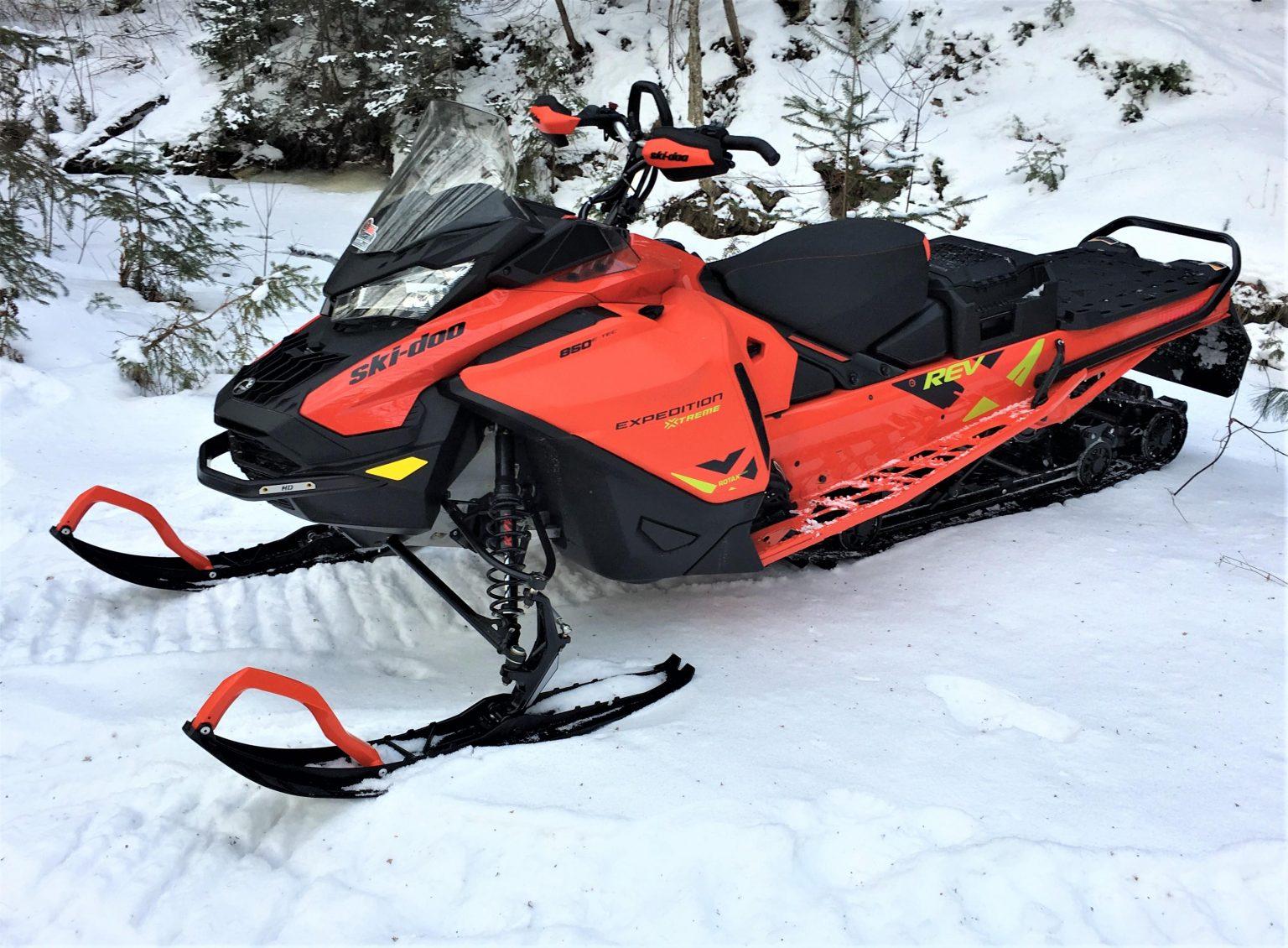 Ski-Doo Expedition Xtreme 2020 — Bilan fin de saison