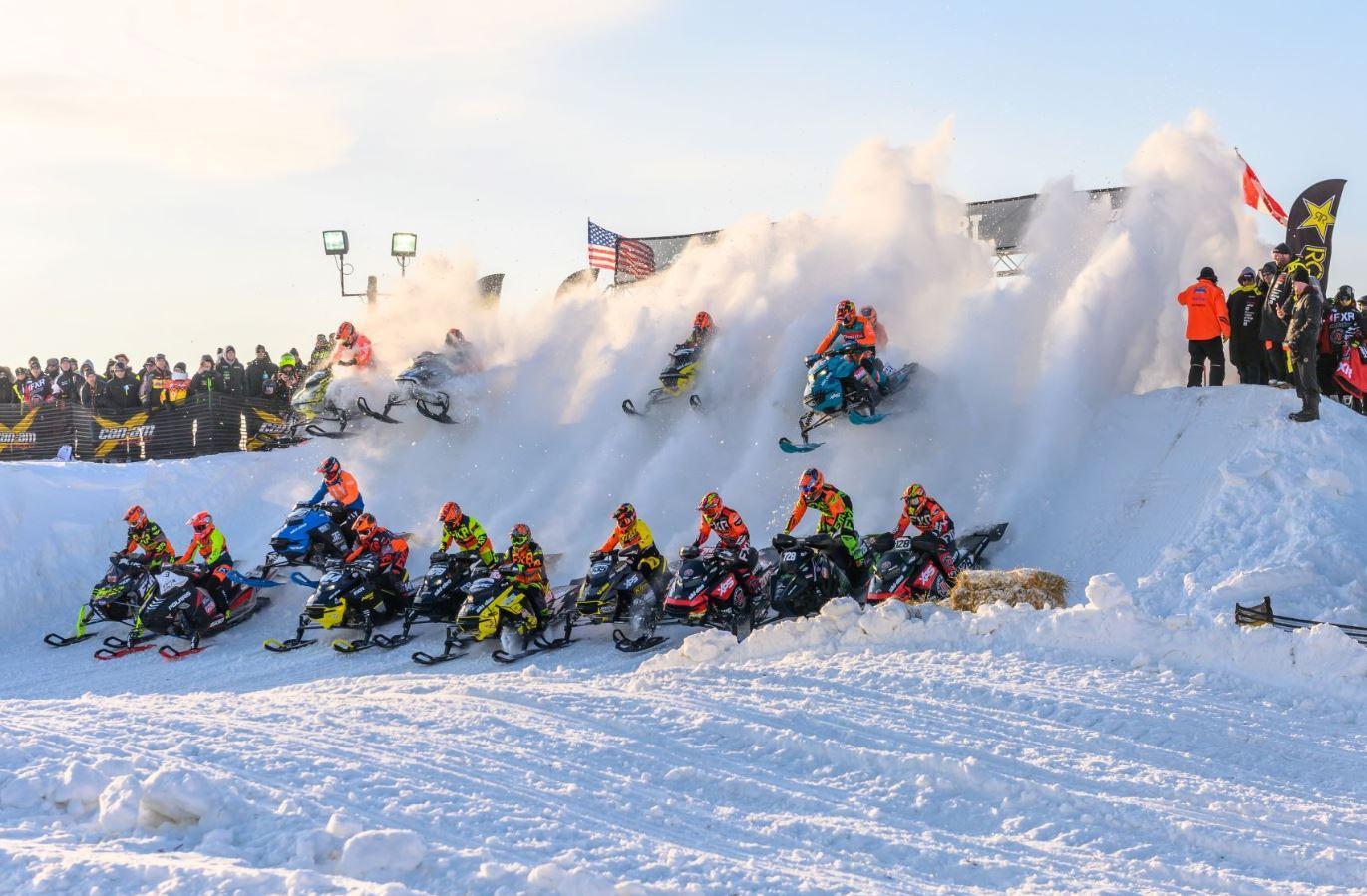 Le Grand Prix Ski-Doo de Valcourt en route vers sa 39e édition les 12