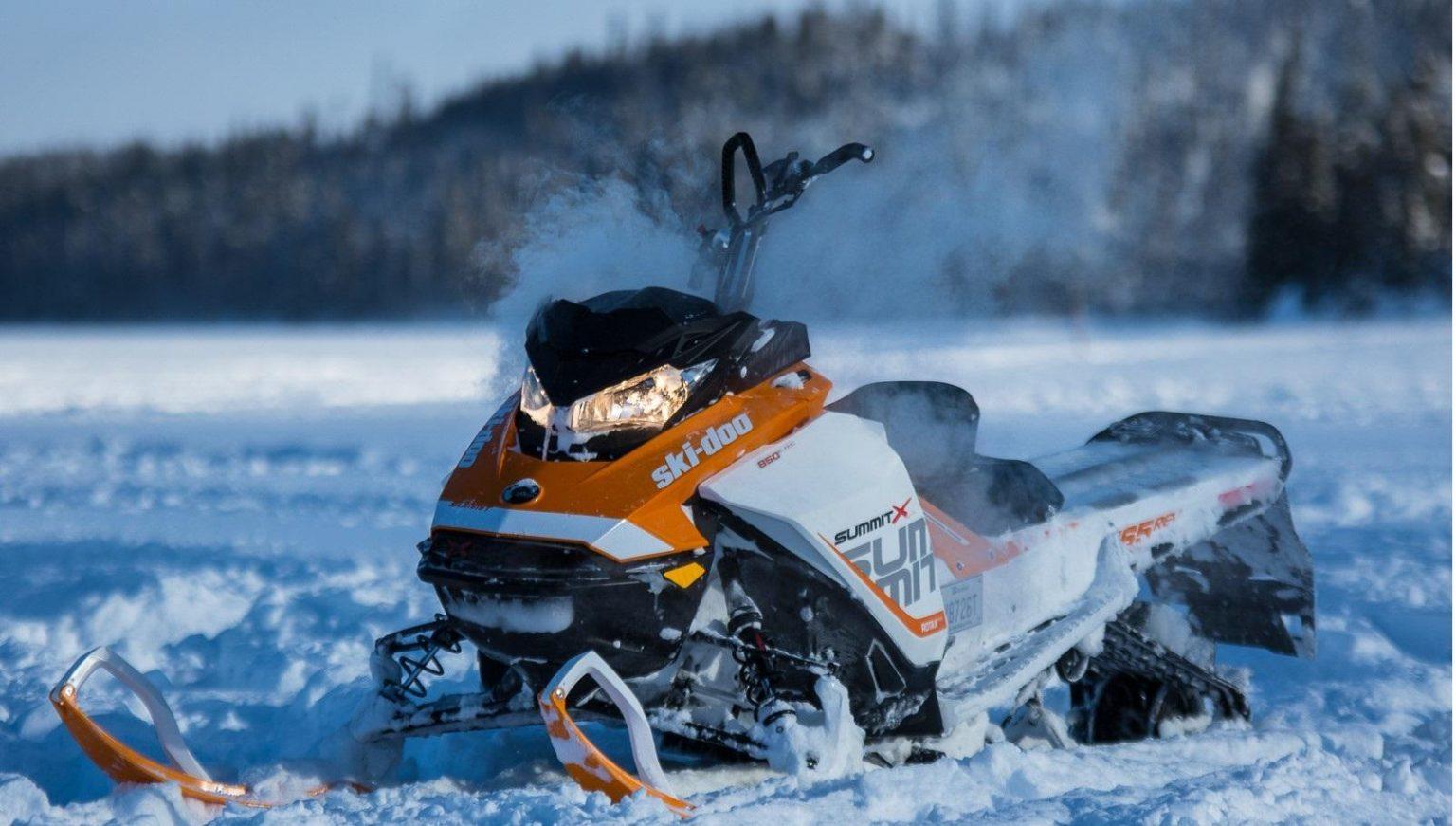 Motoneiges Ski-Doo à considérer pour l'achat d'une motoneige usagée
