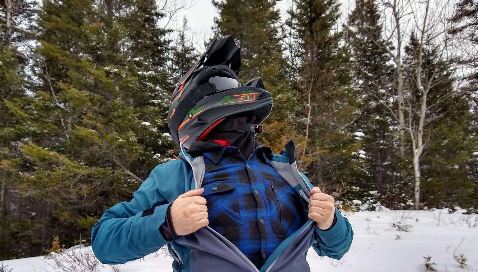 Essai du casque 509 Altitude et lunettes Kingpin/Sinister X5