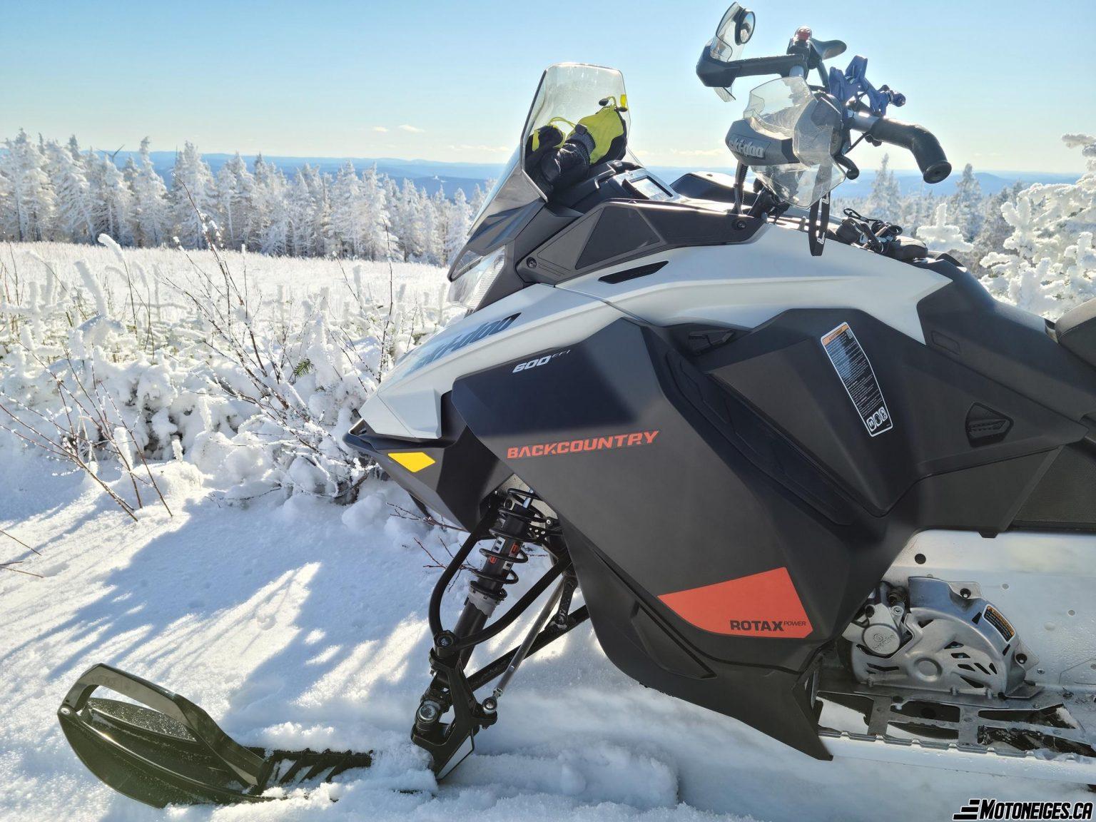 Backcountry Sport 2021 —Mon analyse pré-randonnée
