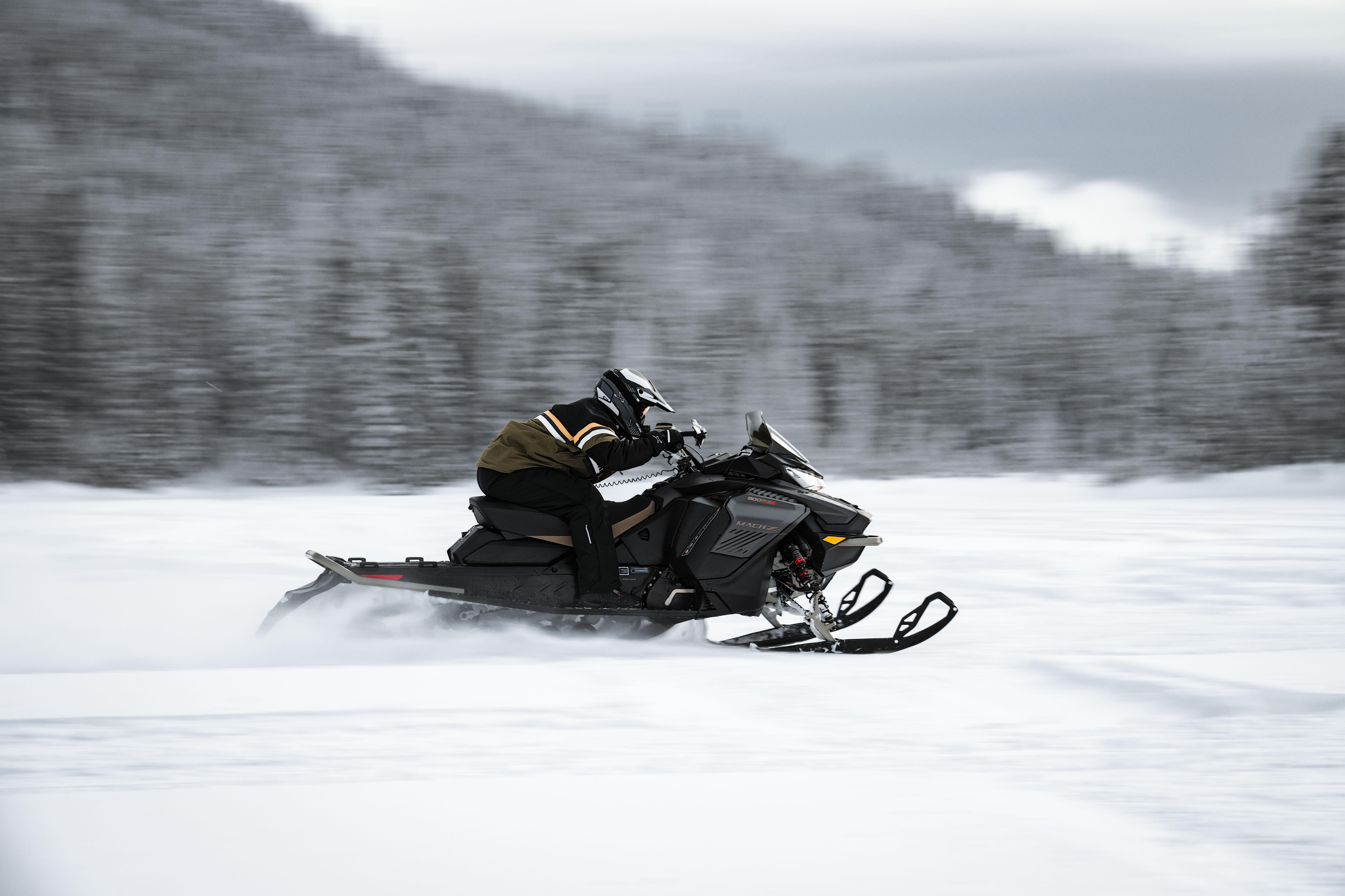 Survol des nouveautés Ski-Doo 2022