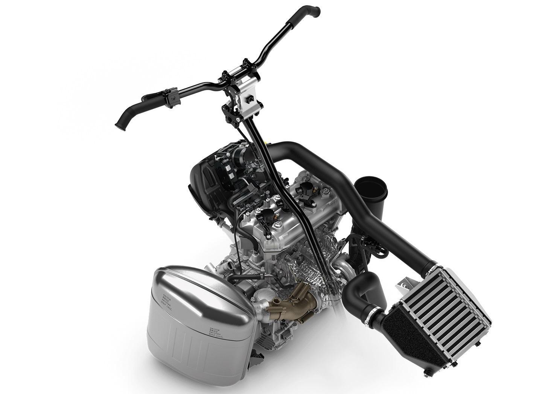 900 ACE Turbo - Plus de  puissance et raffinement