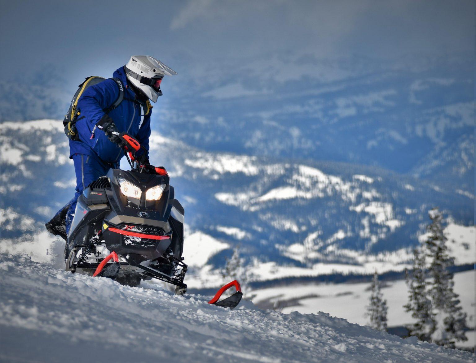 Ski-Doo montagne 2022 - Un segment populaire et attendu des amateurs de liberté