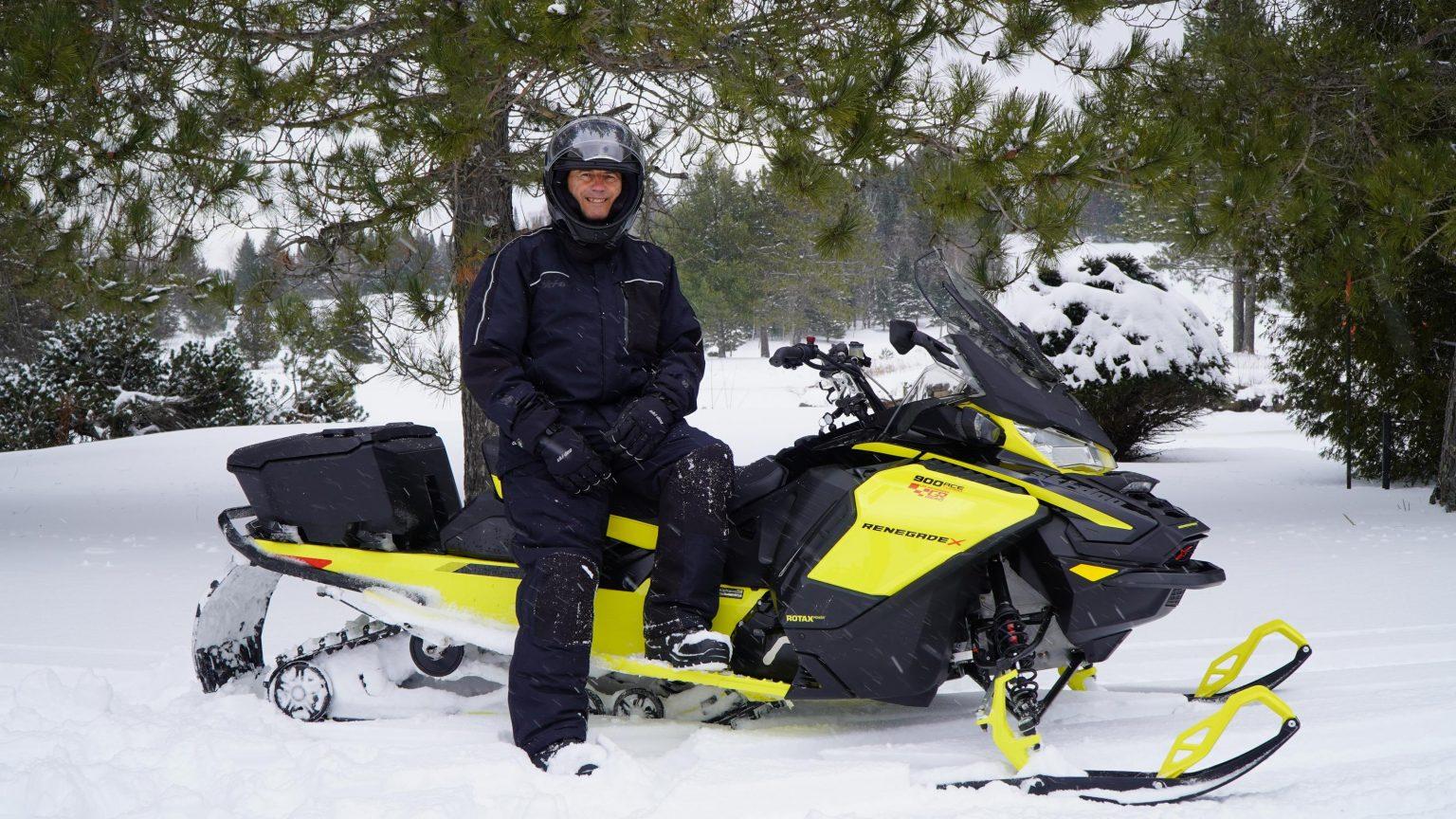 Ski-Doo Renegade X 900 ACE Turbo 2021 – Bilan de saison