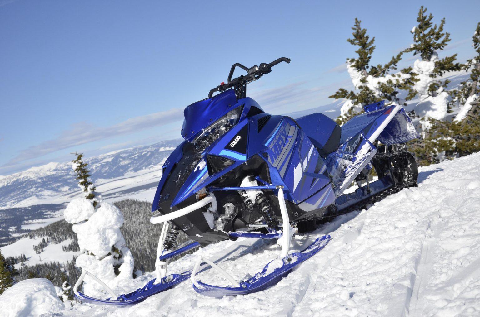 Yamaha Mountain Max 2021 - Bilan de saison