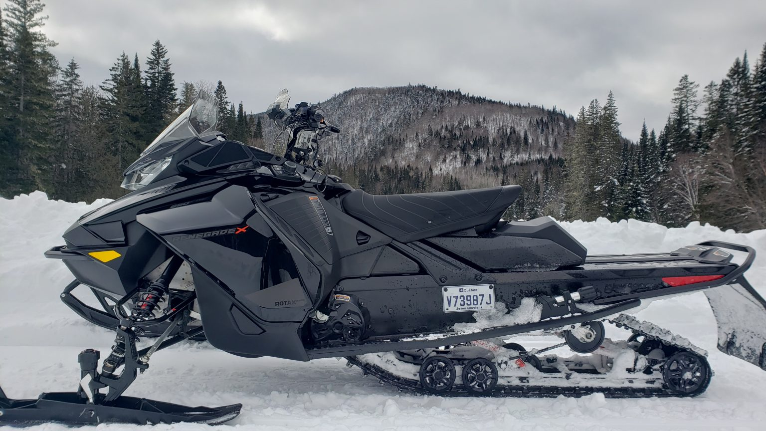 Ski-Doo Renegade X 850 ETEC 2021