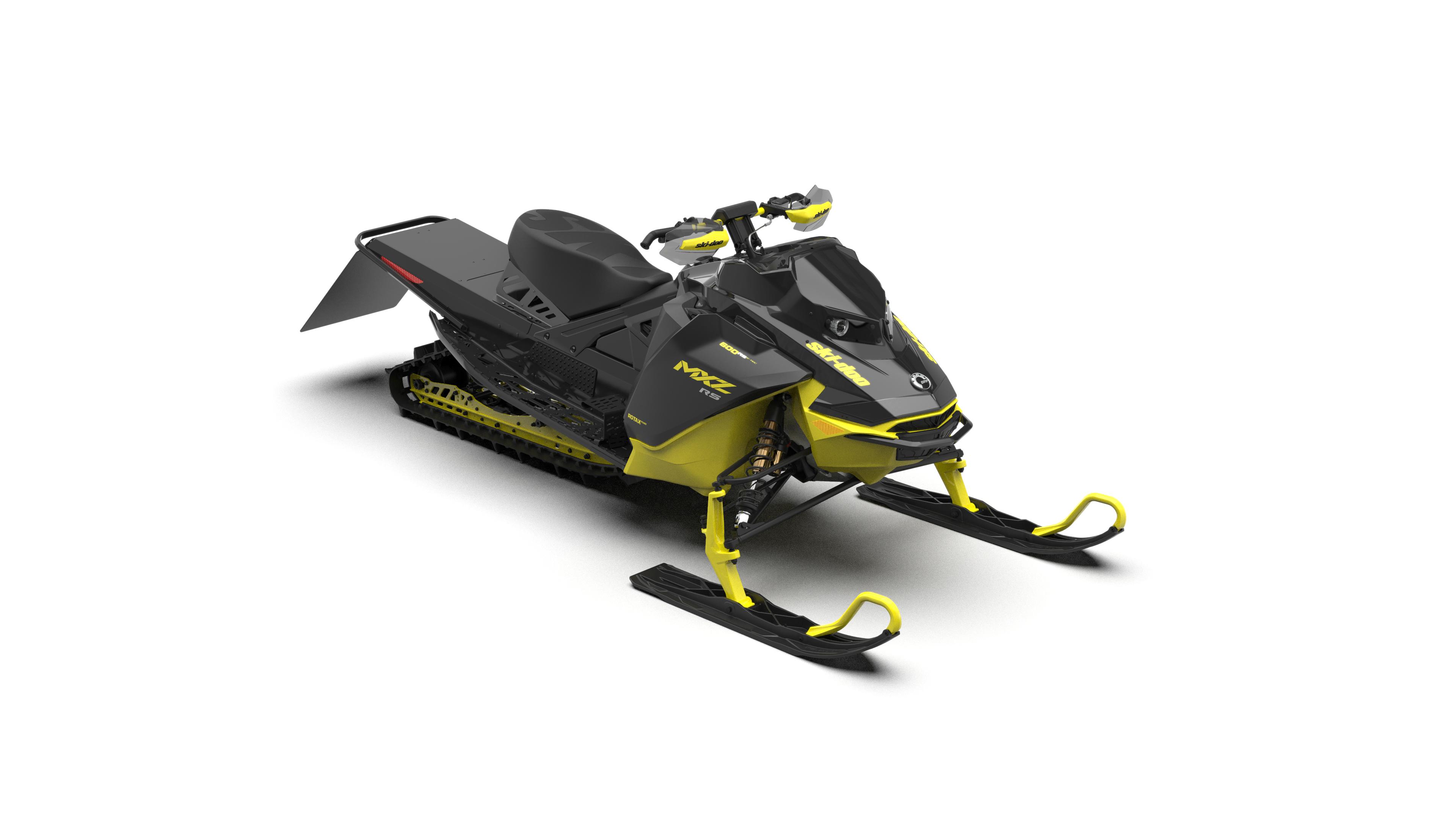 Lancement de la toute nouvelle MXZx 600RS 2022 de Ski-Doo