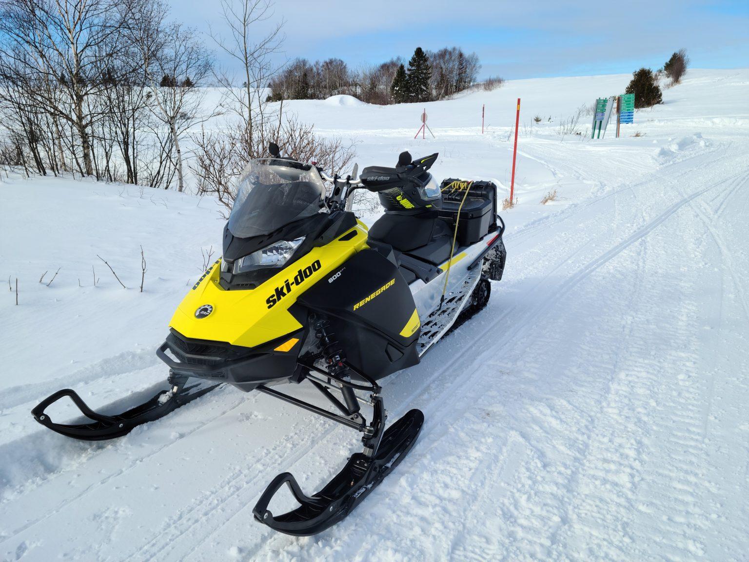 Ski-Doo Renegade Sports 600 EFI 2022