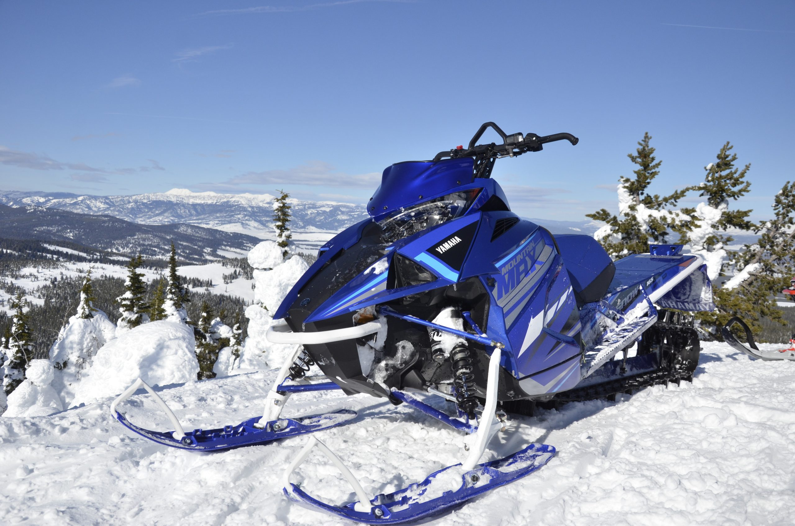 "Yamaha Mountain Max LE 154"" 2021"