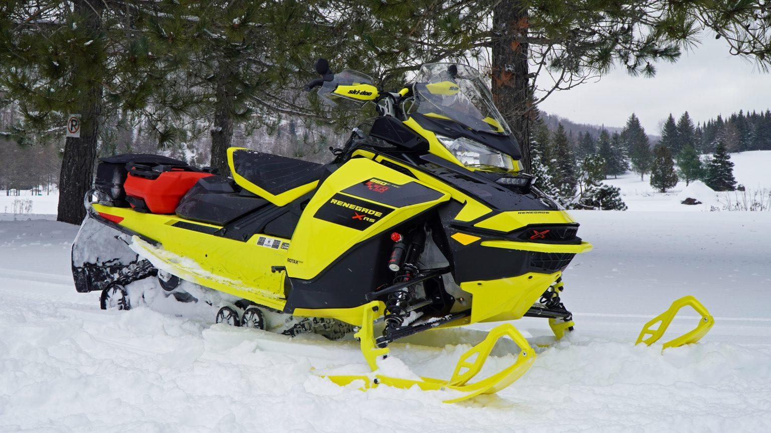 Ski-Doo Renegade X-RS 850 E-TEC 2021