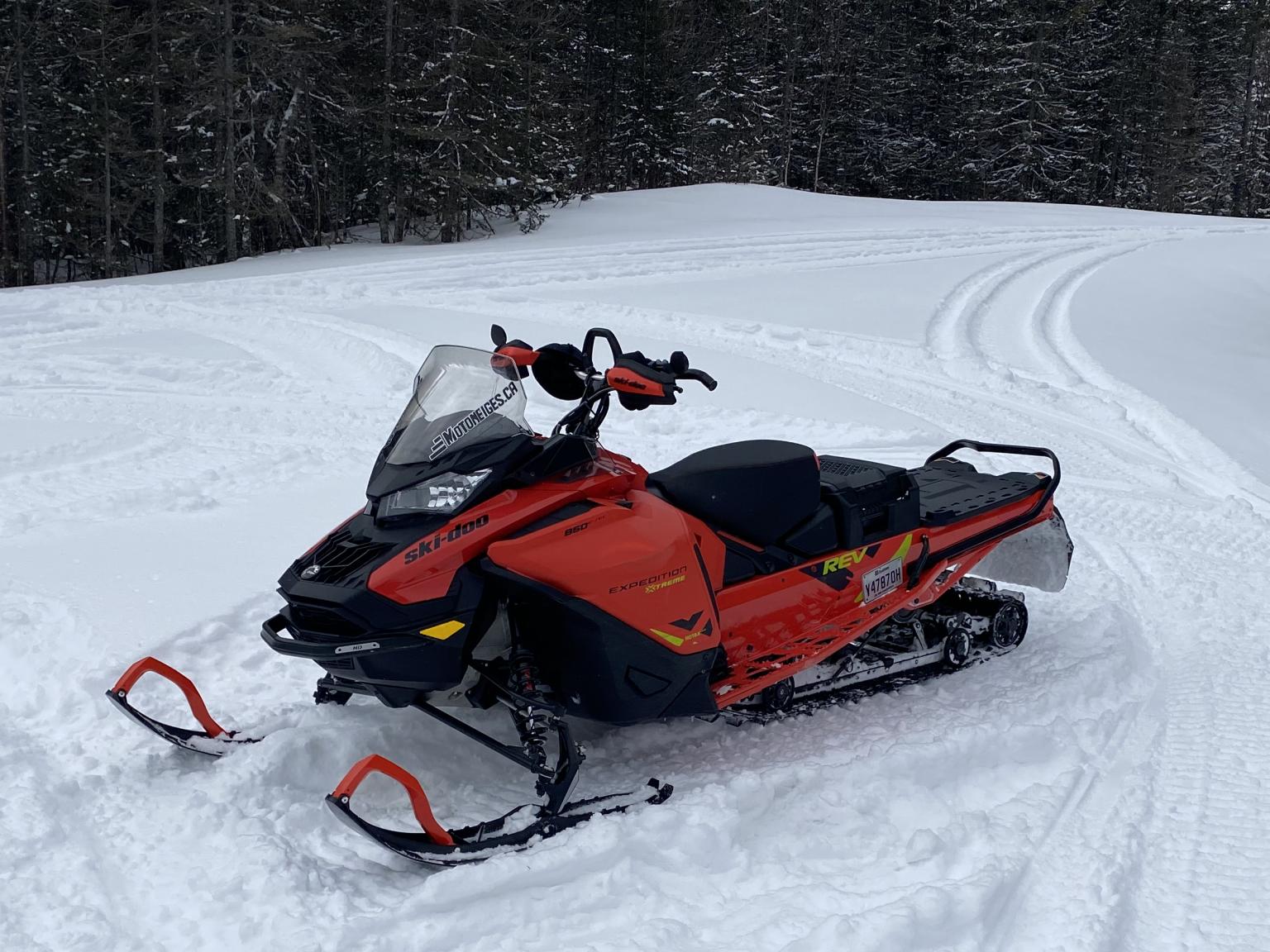 Ski-Doo Expedition Xtreme 2021